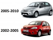 C 3 2002 - 2010 (222)