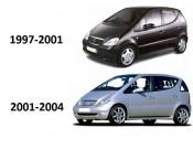 A Class (W 168) 1998 - 2004 (123)