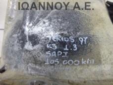 ΣΑΣΜΑΝ 5ΑΡΙ K3 1.3cc 105.000ΧΛΜ DAIHATSU TERIOS 1997 - 2006
