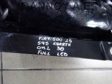 ΦΑΝΑΡΙ ΠΙΣΩ ΑΡΙΣΤΕΡΟ FULL LED 52007424 81590101 FIAT 500 ABARTH 595 3ΘΥΡΟ 2015 - 2018